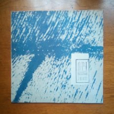 Discos de vinilo: A.P.I. - 7 HERTZ, SWEATBOX RECORDS, 1985.. Lote 184293193