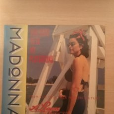 Discos de vinilo: MADONNA - THIS USED TO BE MY PLAYGROUND - MAXI SINGLE 9362-40510-0 (1992) A LEAGUE OF THEIR OWN. Lote 184307048