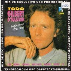Discos de vinilo: TODO GILBERT O`SULLIVAN - EP. Lote 184314482