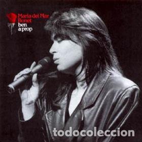 BEN A PROP - MARIA DEL MAR BONET (Música - Discos - LP Vinilo - Cantautores Españoles)