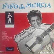 Discos de vinilo: CHANTEUR FLAMENCO ET SA GUITARE - NIÑO DE MURCIA. Lote 181333135