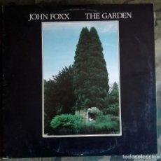 Discos de vinilo: JOHN FOXX – THE GARDEN LP, SPAIN 1981 . Lote 184338280