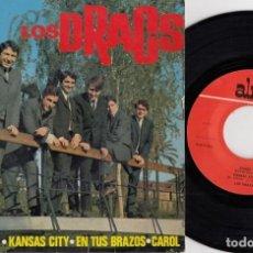Discos de vinilo: ELS DRACS - LOS DRACS - BOOM BOOM - EP DE VINILO . Lote 184350258