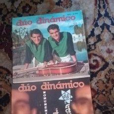 Discos de vinilo: 2 VINILOS, DUO DINAMICO DE 1962 Y 1963. Lote 184350822