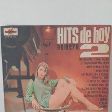 Discos de vinilo: MATTHEWS AND HIS KING'S PORT BAND. HITS DE HOY N 2. ESPAÑA.. Lote 184351273