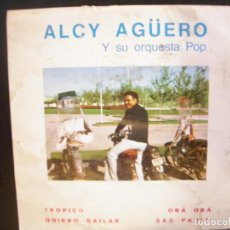 Dischi in vinile: ALCY AGÜERO Y SU ORQUESTA POP- EP.. Lote 184356906