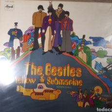Discos de vinilo: THE BEATLES YELLOW SUBMARINE 3DICION HOLANDESA 1969 1 C 072 04002 LOTE B01. Lote 184358461