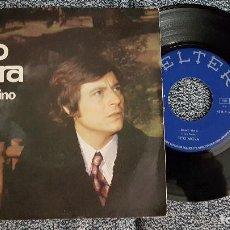 Discos de vinilo: TITO MORA - SINGLE. DAME VINO. AÑO 1.973. EDITADO POR BELTER. Lote 184364907