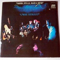 Discos de vinilo: DOBLE LP. CROSBY, STILLS, NASH & YOUNG. 4WAY STREET. AÑO 1970. Lote 184367056