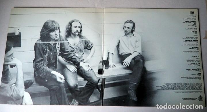 Discos de vinilo: DOBLE LP. CROSBY, STILLS, NASH & YOUNG. 4WAY STREET. AÑO 1970 - Foto 3 - 184367056