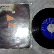 Discos de vinilo: GEORGE HARRISON–WHAT IS LIFE . Lote 184367085
