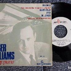 Discos de vinilo: ROGER WILLIAMS MR.PIANO - EP. DULCINEA. AÑO 1.966. EDITADO POR VERGARA.. Lote 184369903