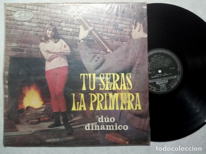 DUO DINAMICO - TU SERAS LA PRIMERA - LP PERUANO 1964 - ODEON (Música - Discos - LP Vinilo - Grupos Españoles 50 y 60)