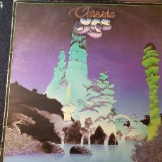 Discos de vinil: YES...CLASSIC YES..1981. Lote 184384618