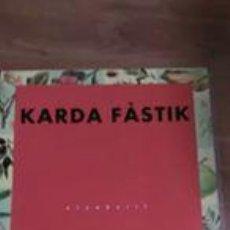 Discos de vinilo: KARDA FASTIC . Lote 184391697
