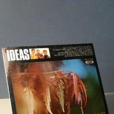 Discos de vinilo: ALMAS HUMILDES IDEAS LP. Lote 184397997