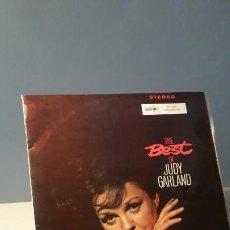 Discos de vinilo: THE BEST OF JUDY GARLAND DOBLE LP. Lote 184398163