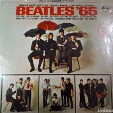 Discos de vinilo: THE BEATLES 65 EDICION U.S.A ST 2228 LOTE B7 AÑO 1964. Lote 184405932