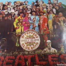 Discos de vinilo: THE BEATLES SGT. PEPPERS LONELY HEARTS CLUB BAND EDIC.ALEMANA AÑO 1967 SHZE 401 LOT. B11. Lote 184406661