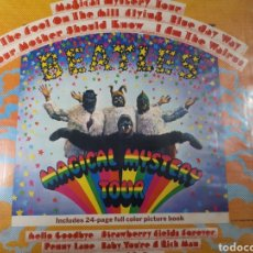 Discos de vinilo: THE BEATLES MAGICAL MYSTERY TOUR EDIC.U.S.A. AÑO 1967 LOTE B12. Lote 184406921