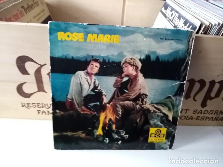 ROSE MARIE (Música - Discos de Vinilo - EPs - Otros estilos)