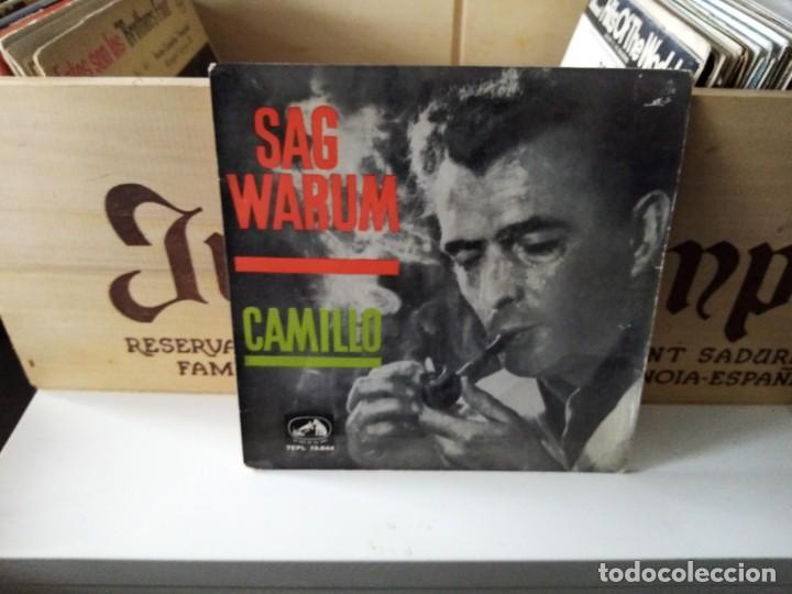 SAG WARUM CAMILLO (Música - Discos de Vinilo - EPs - Otros estilos)