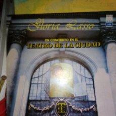 Discos de vinilo: GLORIAS LASSO-EN CONCIERTO EN EL TEATRO DE LA CIUDAD-EDITADO EN MEXICO -. Lote 184427175