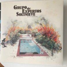 Discos de vinilo: GRUPO DE EXPERTOS SOLYNIEVE - COLINAS BERMEJAS - 12'' MAXISINGLE EL SEGELL DE PRIMAVERA 2014 NUEVO. Lote 184434073