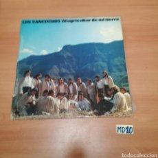 Discos de vinilo: LOS SANCOCHOS. Lote 184443203