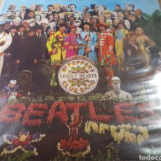 Discos de vinilo: THE BEATLES SGT. PEPPERS LONELY HEARTS CLUB BAND LOTE B17. Lote 184453356
