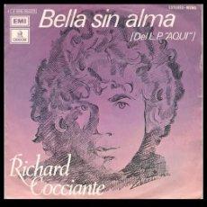 Disques de vinyle: XX VINILO, RICHARD COCCIANTE, BELLA SIN ALMA Y AQUI.. Lote 184457020