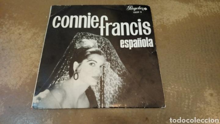 CONNIE FRANCIS - ESPAÑOLA. EP 1965 (Música - Discos de Vinilo - EPs - Pop - Rock Extranjero de los 50 y 60)