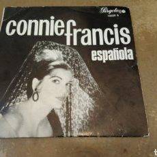 Discos de vinilo: CONNIE FRANCIS - ESPAÑOLA. EP 1965. Lote 184461085