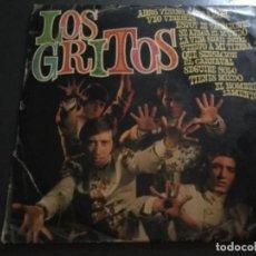 Discos de vinilo: LOS GRITOS - LOS GRITOS .1969 . Lote 184468375