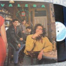 Discos de vinilo: VALERA -ARDO EN DESEOS -LP 1992 -PEDIDO MINIMO 3 EUROS. Lote 184472225