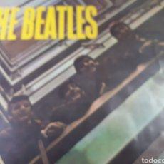 Discos de vinilo: THE BEATLES EMI ODEON EDIC.ESPAÑOLA 10C 064 04.219 LOT. B21. Lote 184485885