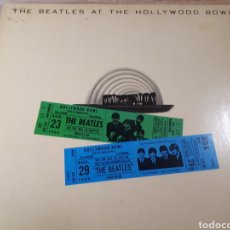 Discos de vinilo: THE BEATLES AT THE HOLLYWOOD BOWL EDIC. ALEMANA 1977 B23. Lote 184486346