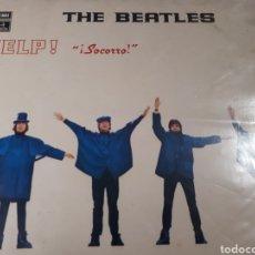 Discos de vinilo: THE BEATLES HELP EDIC.ESPAÑOLA 064 104257 1 AÑO 1965 LOTE B25. Lote 184487030