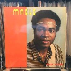 Discos de vinilo: MAELÉ_ EVOM NGUAN_AFRICAN, DISCO, FUNK / SOUL, 1983 VER FOTOS. Lote 184488945