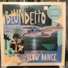 Disques de vinyle: BLUNDETTO – SLOW DANCE_ROOTS REGGAE, DUB. Lote 184491205