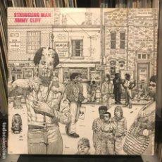 Discos de vinilo: JIMMY CLIFF STRUGGLING MAN_1981. Lote 184491558