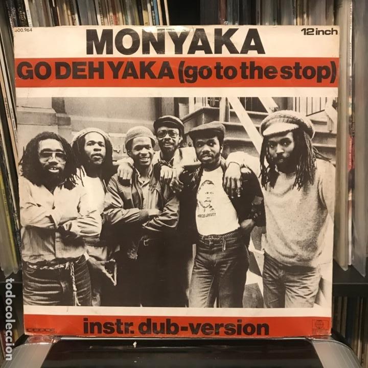 MONYAKA – GO DEH YAKA 1983 (Música - Discos de Vinilo - Maxi Singles - Reggae - Ska)