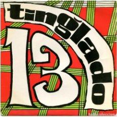 Discos de vinilo: TINGLADO 13 – TINGLADO 13 - EP SPAIN 1970 - IBERIA Q. E. N. 9.227. Lote 184498287
