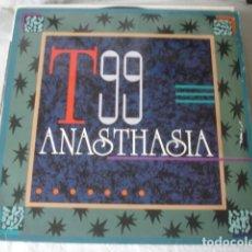 Discos de vinilo: T99 ANASTHASIA. Lote 184507353