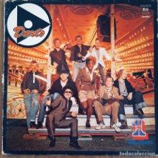 Discos de vinilo: DARTS LP EDIC ESPAÑA 1978 DISCO EXC. Lote 184519446