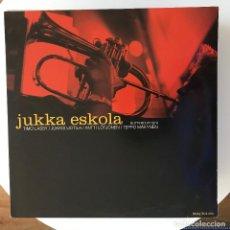 Discos de vinilo: JUKKA ESKOLA - BUTTERCUP - 12'' MAXISINGLE RICKY-TICK 2004. Lote 184527645