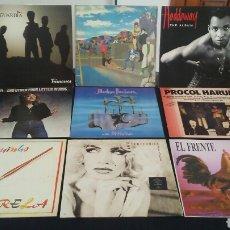 Discos de vinilo: LOTE 9 DISCOS VINILOS LP'S.. Lote 184528093