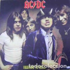 Discos de vinilo: AC/DC – HIGHWAY TO HELL. Lote 184537201