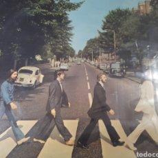 Discos de vinilo: THE BEATLES ABBEY ROAD EDICION ESPAÑOLA DE 1969 1J 062 04.243 LOTE B27. Lote 184546041