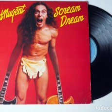 Discos de vinilo: LP. TED NUGENT. SCREAM DREAM. AÑO 1980. Lote 184550053